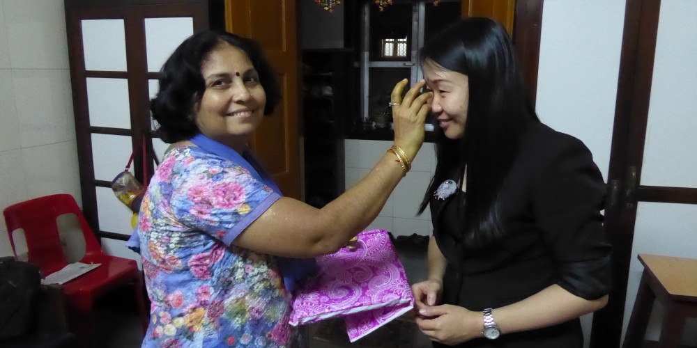 Visiting the 5th Generation Doctor in Mumbai, India